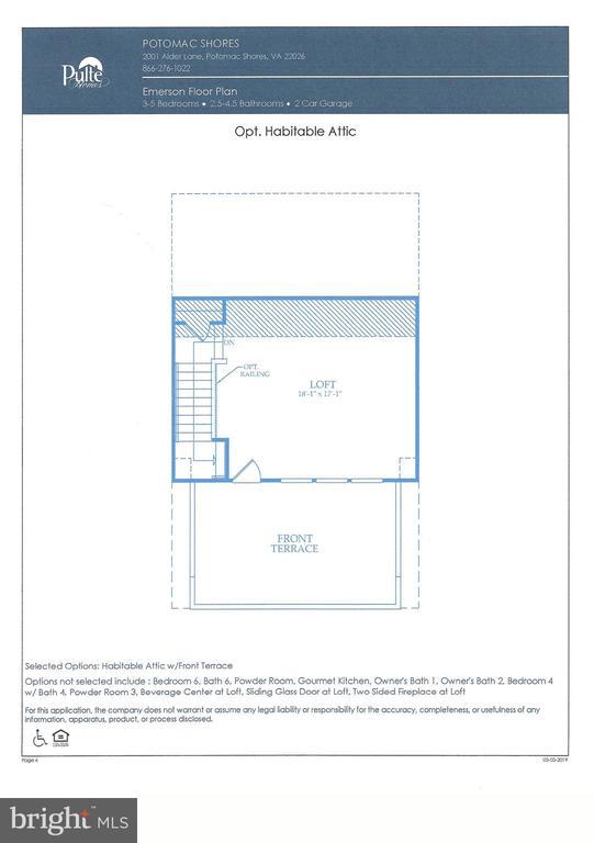 Floor 4 - 2060 ALDER LN, DUMFRIES