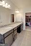 Primary Bath w/ Double Sinks - 2060 ALDER LN, DUMFRIES