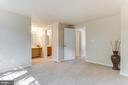 Large primary bedroom - 3594 WHARF LN, TRIANGLE