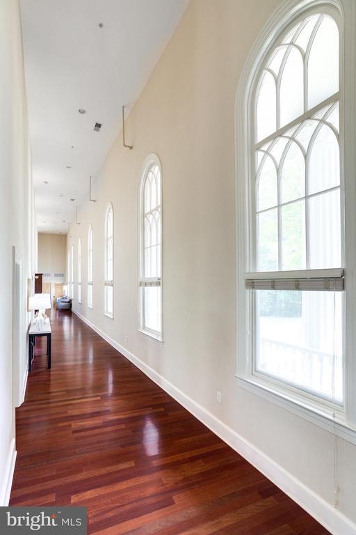 Th120 year old original palladium windows 20' high - 2829 SACKS ST #MH201, SILVER SPRING
