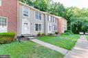 Not a through-street (and all those trees) - 3594 WHARF LN, TRIANGLE