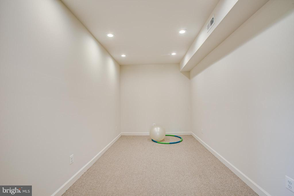 L.L. exercise room/ office flex space - 57 SNAPDRAGON DR, STAFFORD