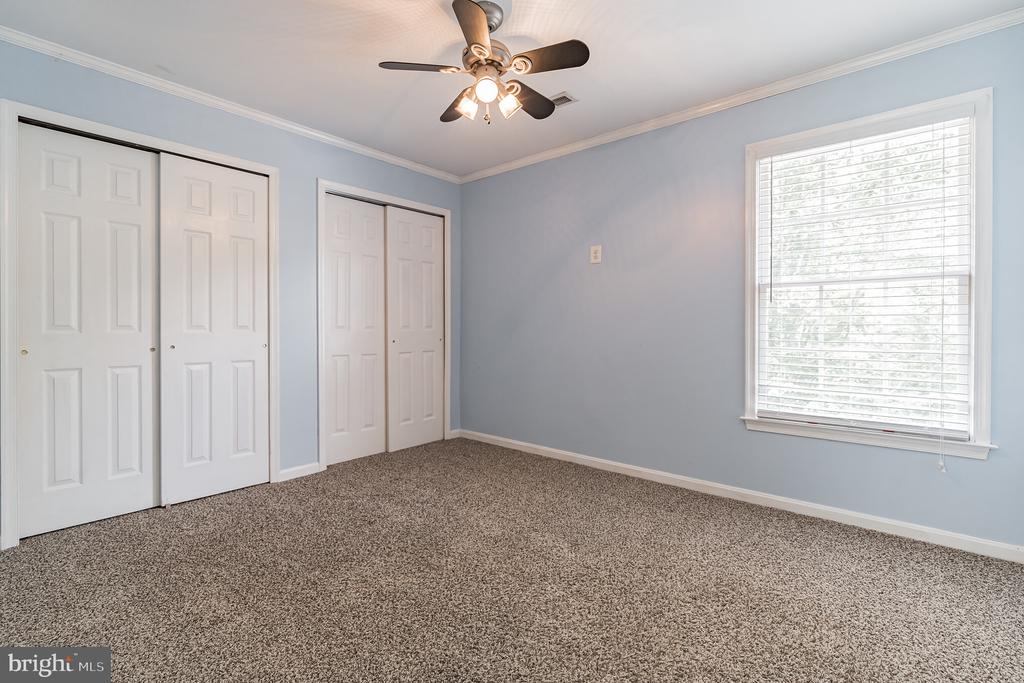 Plenty of bedroom closet space - 135 BRUSH EVERARD CT, STAFFORD