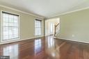 Gorgeous floors - 135 BRUSH EVERARD CT, STAFFORD
