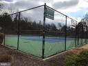 Community Tennis Courts - 11902 HOLLY SPRING DR, GREAT FALLS