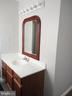Vanity in Master Bath - 13600 BRIDGELAND LN, CLIFTON