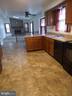 Open Kitchen  thru Family Room - 13600 BRIDGELAND LN, CLIFTON