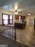 Kitchen from Family Room - 13600 BRIDGELAND LN, CLIFTON