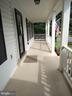 Full Width Front Porch - 13600 BRIDGELAND LN, CLIFTON