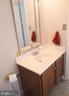 Half Bath Vanity - 13600 BRIDGELAND LN, CLIFTON