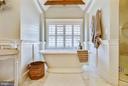 primary bath - 12704 CHAPEL RD, CLIFTON