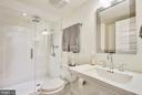 second bath - 12704 CHAPEL RD, CLIFTON
