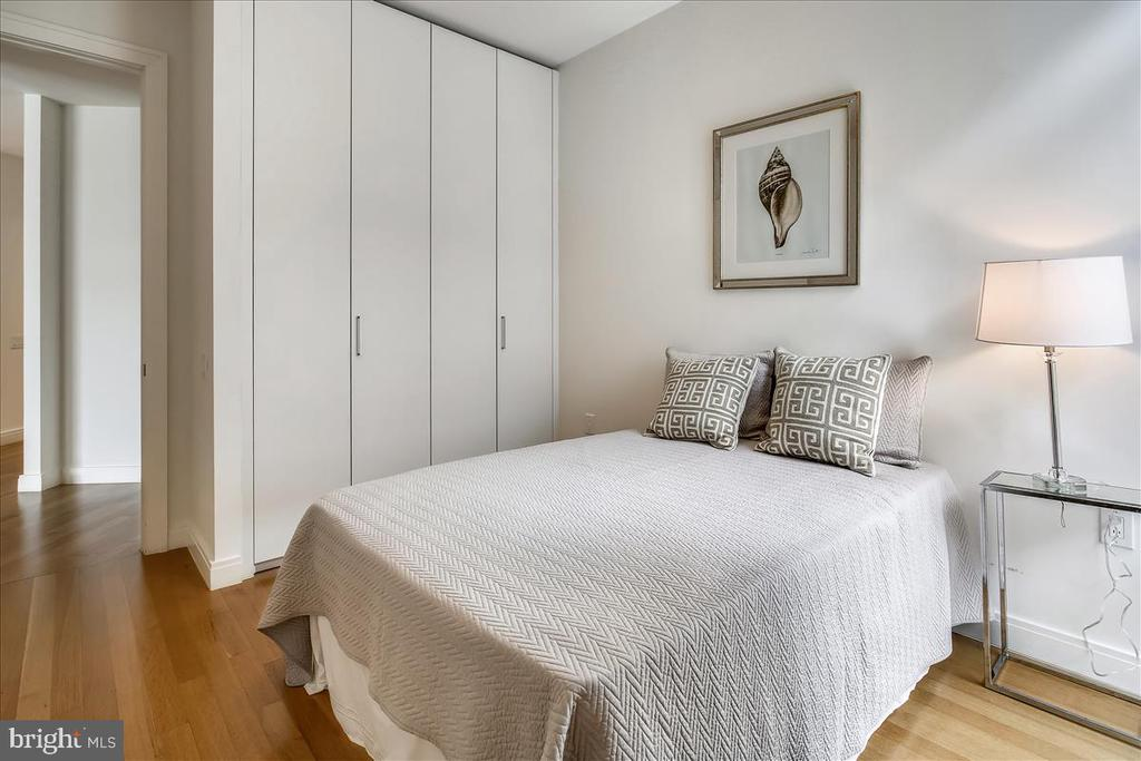 Bedroom 2 - 1177 22ND ST NW #4M, WASHINGTON
