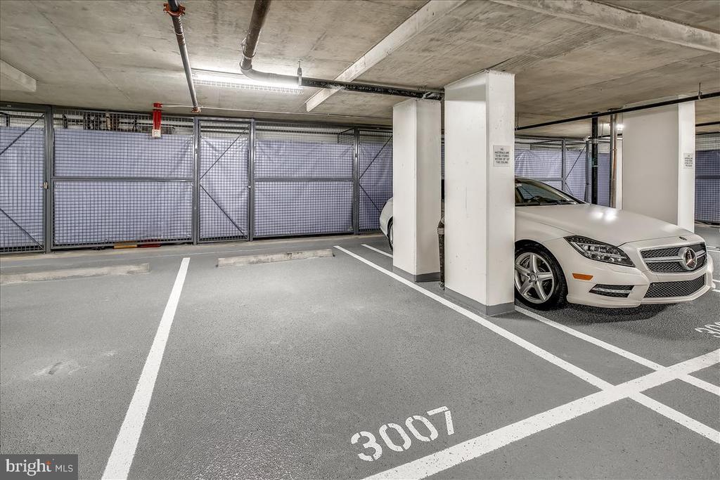 Parking 2 of 2 - 1177 22ND ST NW #4M, WASHINGTON