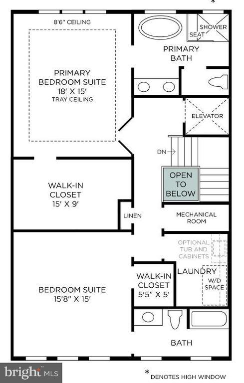 Bedroom Level - 43877 STEWART GAP TER, ASHBURN