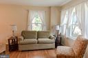 Newer windows with new drapes and hardware. - 1220 S BUCHANAN ST, ARLINGTON
