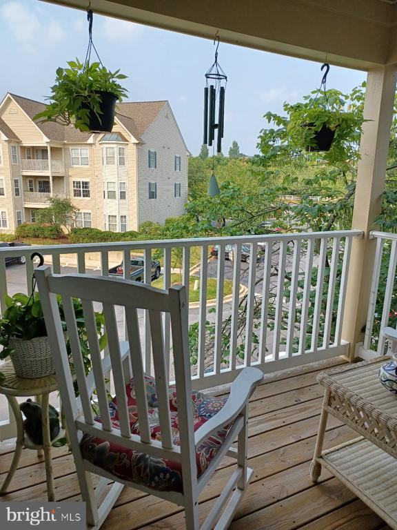 Relax on your balcony! - 6505 SPRINGWATER CT #7401, FREDERICK