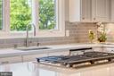 kitchen view - 22606 HILLSIDE CIR, LEESBURG