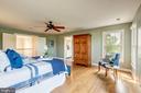 master bedroom - 22606 HILLSIDE CIR, LEESBURG