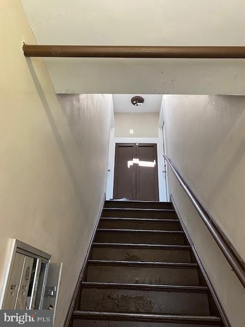 Common hallway - 1408 STAPLES ST NE, WASHINGTON