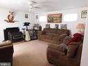 Family Room - 239 KIMBLE RD, BERRYVILLE