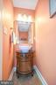 Powder Room - 13701 AVALON RIVER DR, FREDERICKSBURG