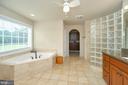 WOW! what a bathroom - 13701 AVALON RIVER DR, FREDERICKSBURG