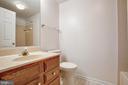Full bathroom for guests - 12236 LADYMEADE CT #5-201, WOODBRIDGE