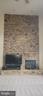 Family Room Fire Place - 11005 LAKE DEBORAH CT, BOWIE