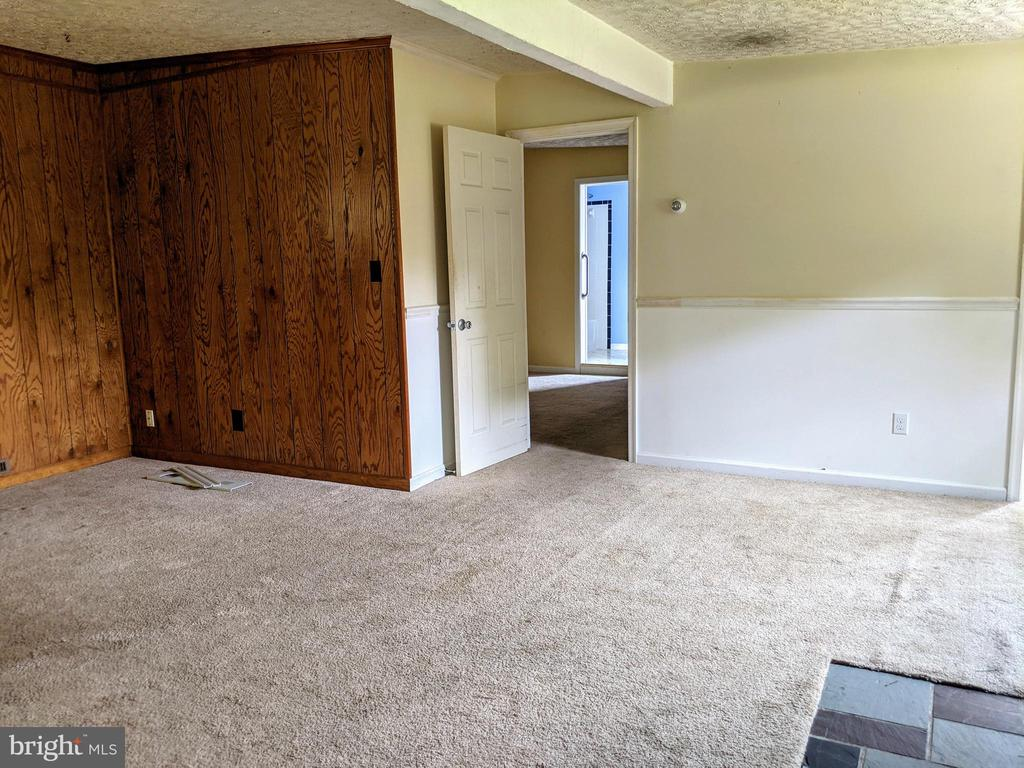 Rec Room view towards Primary Bedroom suite - 11311 PINE HILL RD, KING GEORGE