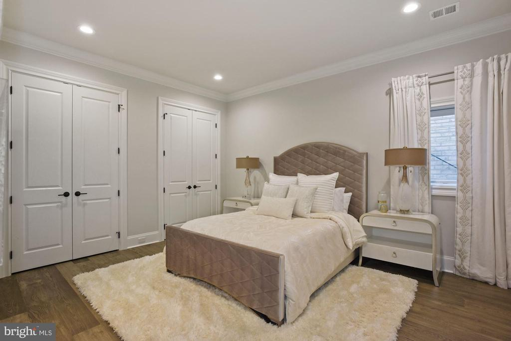 Bedroom on the Lower Level - 22436 MADISON HILL PL, LEESBURG