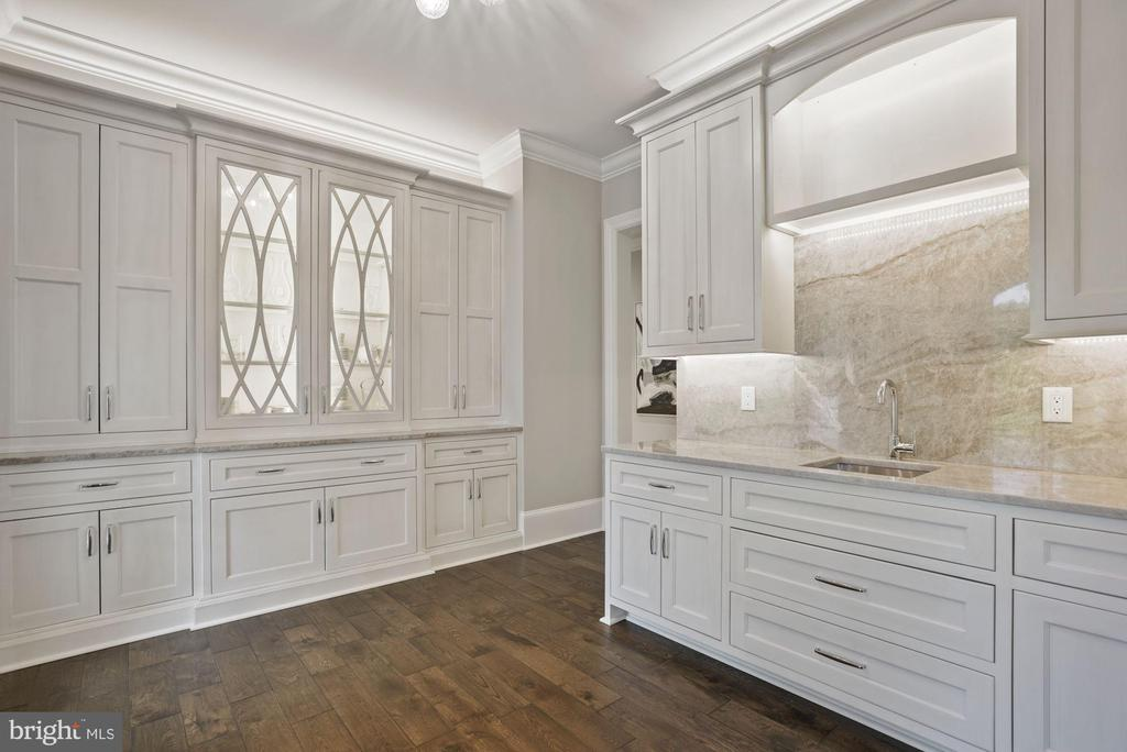 Butlers Pantry - 22436 MADISON HILL PL, LEESBURG