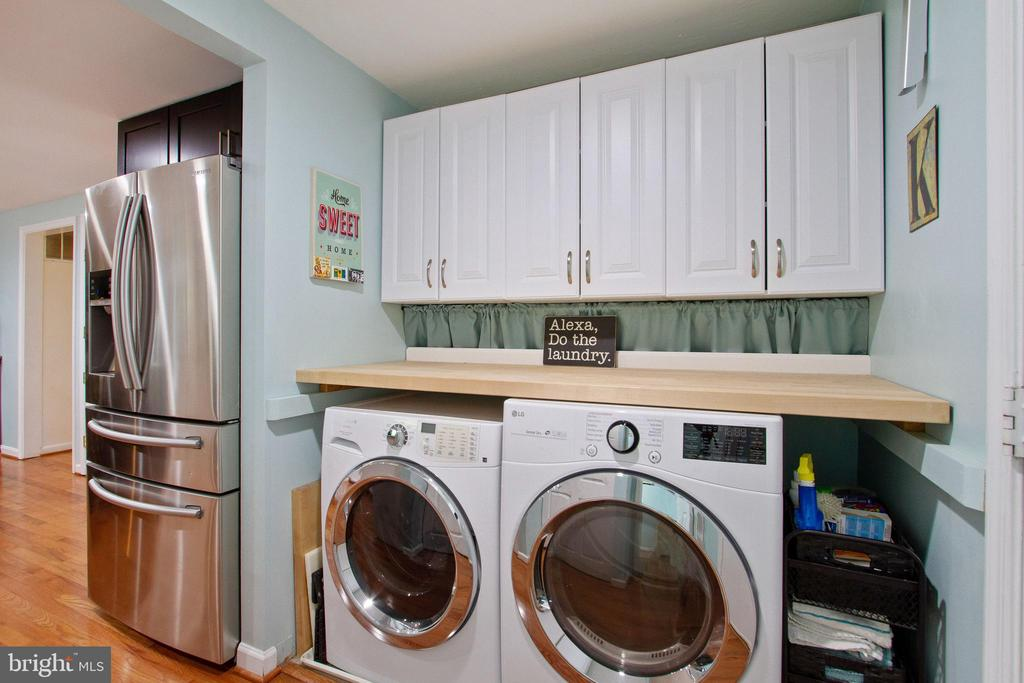 Laundry Room - 4821 REGIMENT CT, WOODBRIDGE