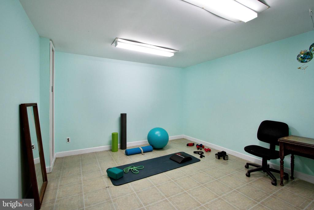 Additional Room for an Office or Workout Room - 4821 REGIMENT CT, WOODBRIDGE