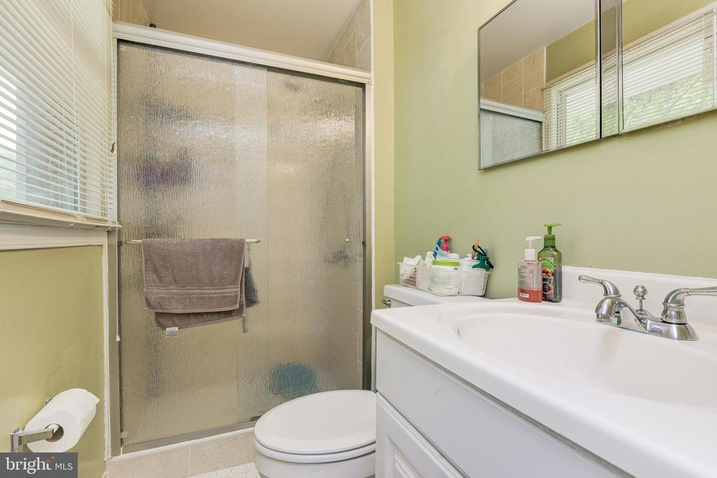 Master Bathroom - 408 BEAUMONT RD, SILVER SPRING