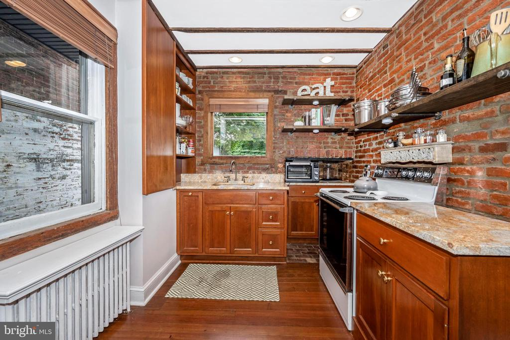 Kitchen exemplifies quality - 212 E 3RD ST, FREDERICK