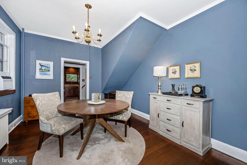 Dining Room - 212 E 3RD ST, FREDERICK