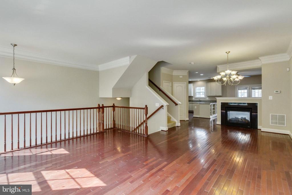 Open Floorplan - 4807 POTOMAC HIGHLANDS CIR, TRIANGLE
