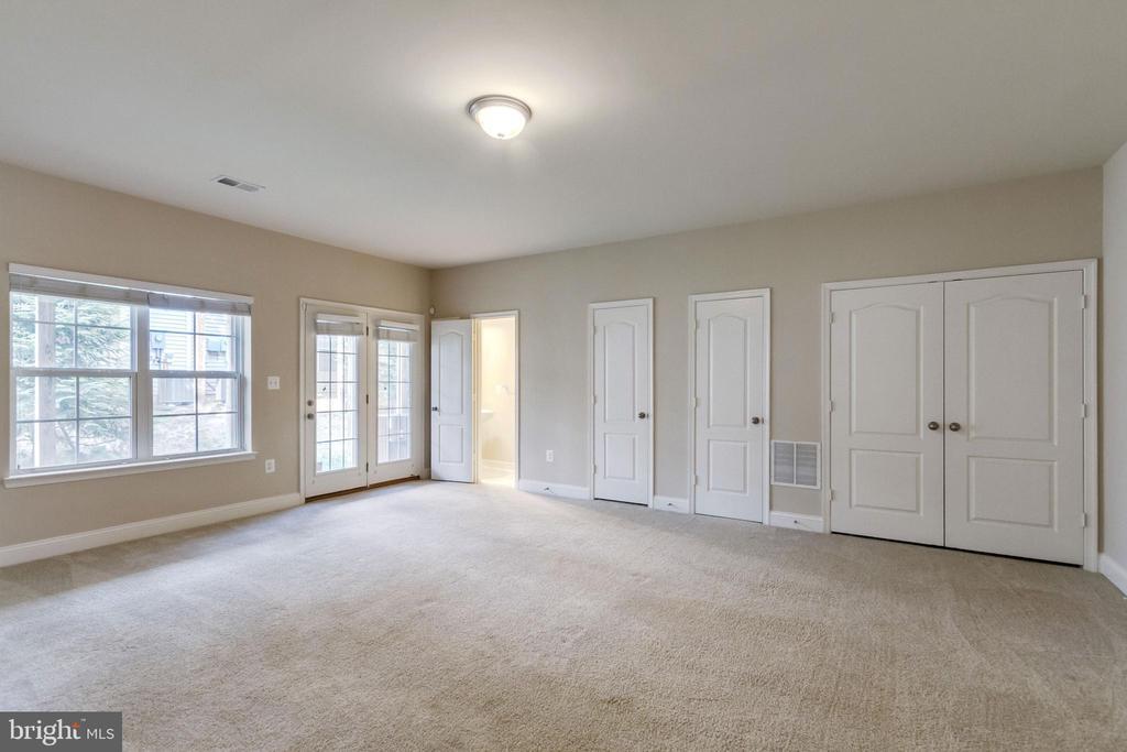 Basement Family Room - 4807 POTOMAC HIGHLANDS CIR, TRIANGLE
