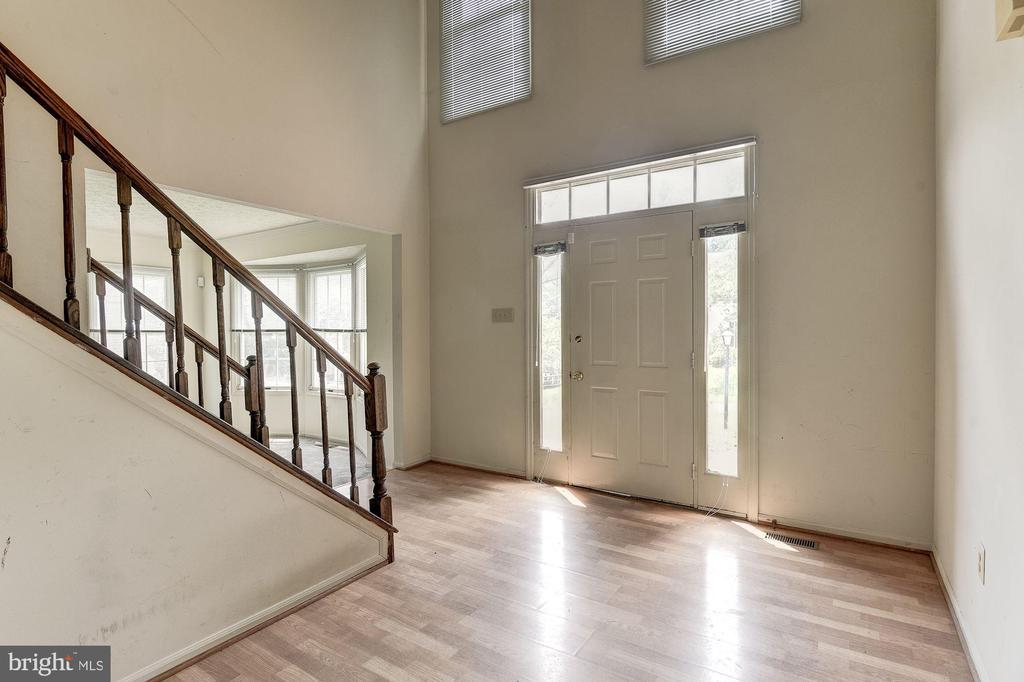 Two-Story Foyer - 7255 KINDLER RD, COLUMBIA