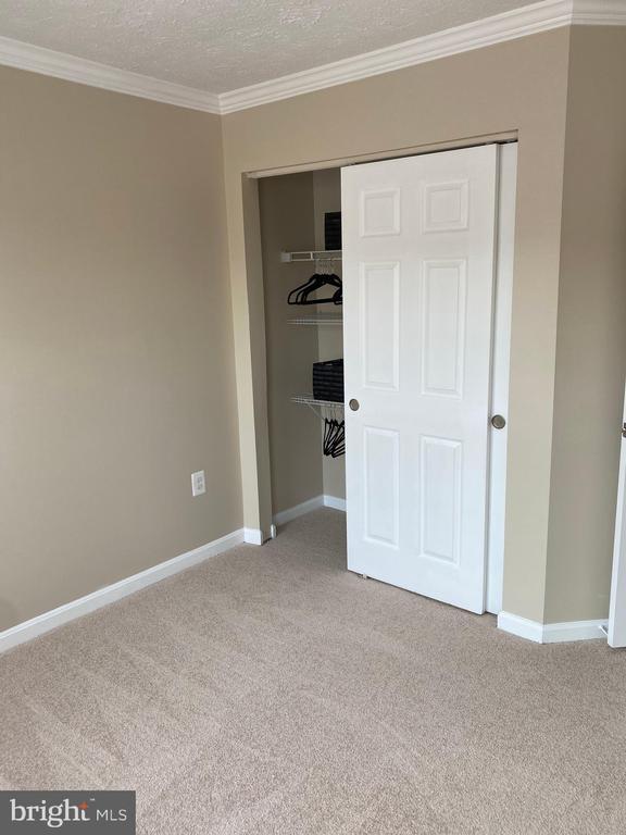Bedroom #2 Large Closet - 7960 CALVARY CT #138, MANASSAS