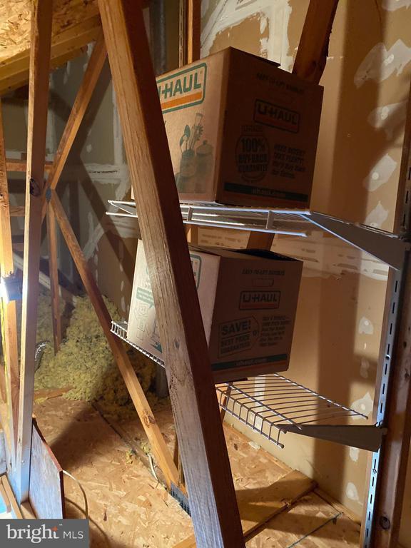 Attic Storage - 7960 CALVARY CT #138, MANASSAS