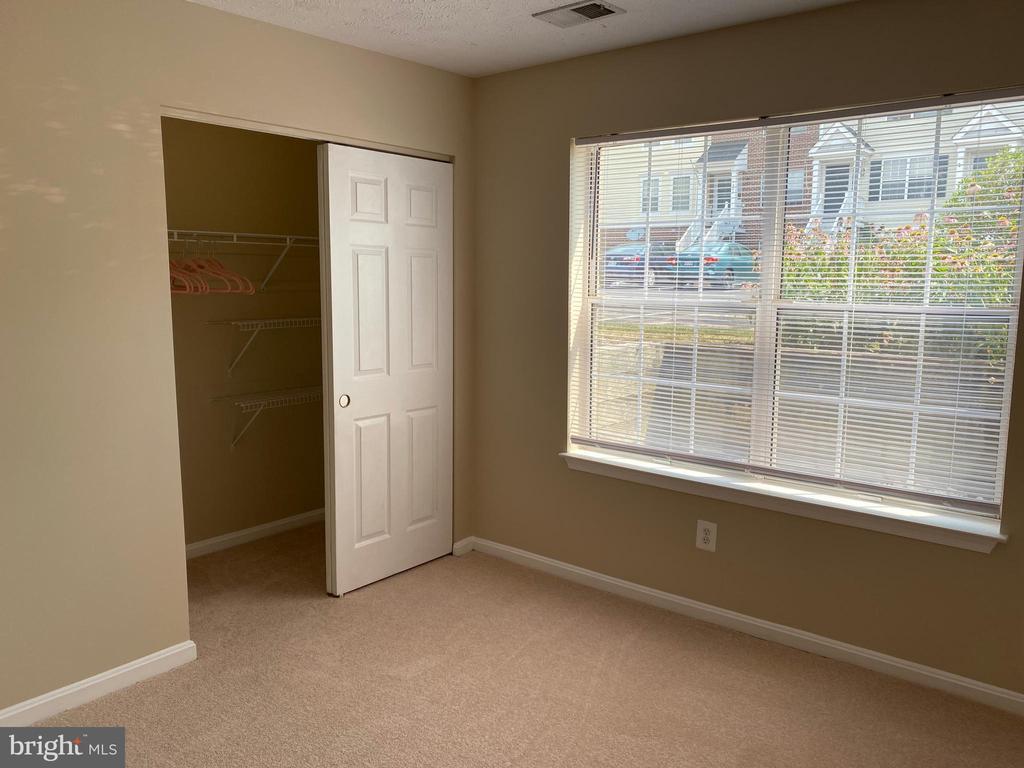 Bedroom #3 - Large Closet w/motion sensor light - 7960 CALVARY CT #138, MANASSAS