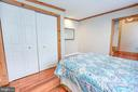 Second Bedroom; Fresh Paint; Refinished Floors - 21 E SOUTH ST, FREDERICK