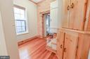Upper Landing with Built Ins - 21 E SOUTH ST, FREDERICK