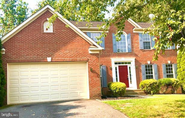 Front View From the Driveway - 3617 DREWS CT, ALEXANDRIA