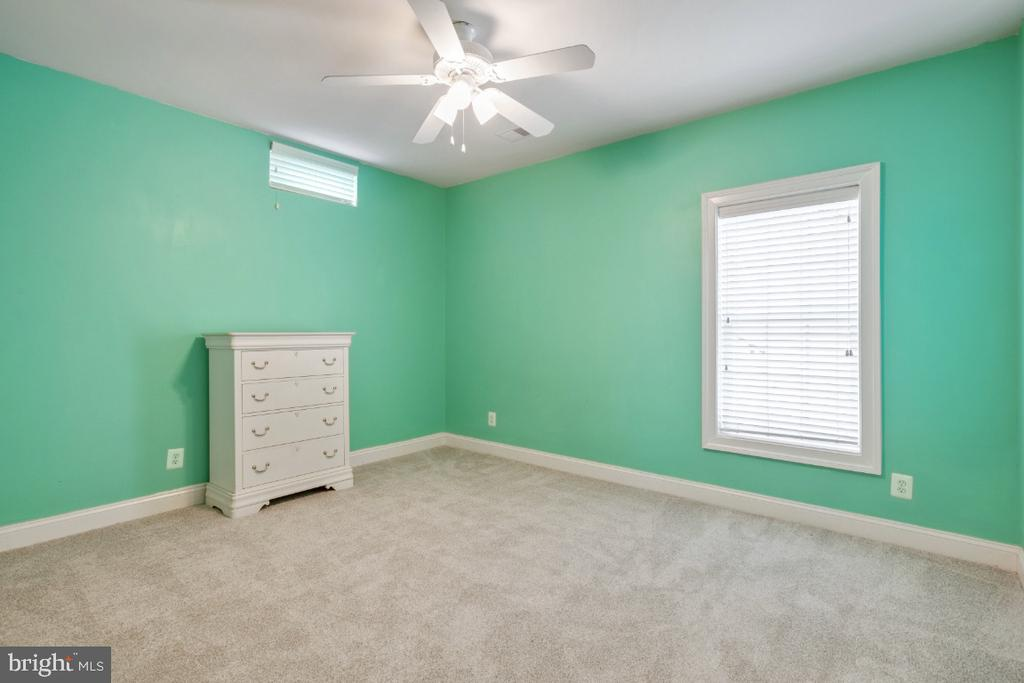 5th Bedroom on the Lower Level - 6809 CLIFTON GROVE CT, CLIFTON