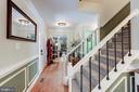 Foyer - 8104 FLOSSIE LN, CLIFTON