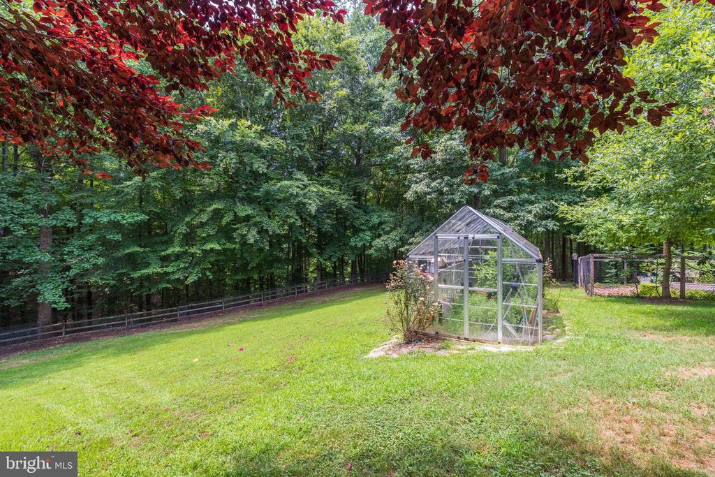 Green Houese and Open Yard - 8104 FLOSSIE LN, CLIFTON