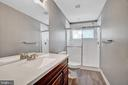 Impeccable and Updated Master Bathroom! - 23114 BLACKTHORN SQ, STERLING